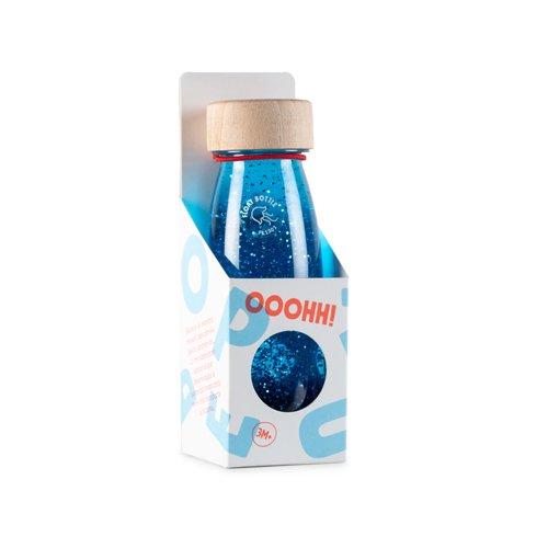 Botella sensorial Float Blue